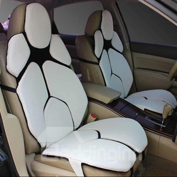 Unique Patterned Spaceship Designed Comfortable Universal Fit Car Seat Cover