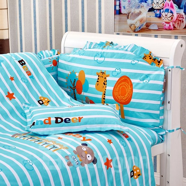 Animal Print Crib Bedding Webnuggetz Com