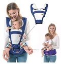 Super Cute Bright Color Multi Functional Baby Hip Seat Carrier