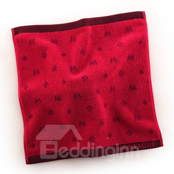 Modern Fashion Soft 100% Cotton Square Towel