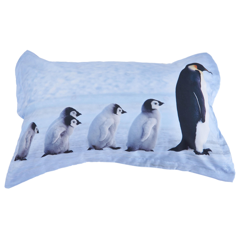 A Group of Penguins Cotton 4-Piece 3D Bedding Sets/Duvet Covers