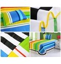 Colorful Stripes Pattern Purified Cotton Kids 3-Piece Duvet Covers/Bedding Sets