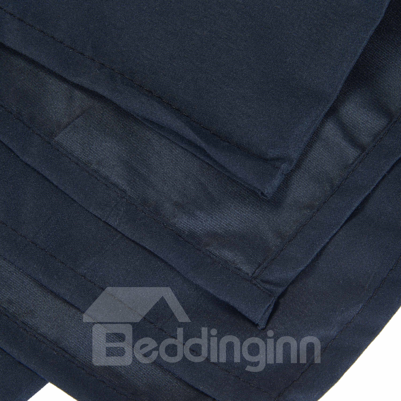 3D Running Horses under Moonlight Printed Cotton 4-Piece Bedding Sets/Duvet Covers