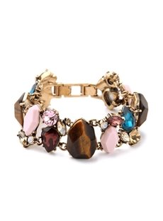 Women's Environmental Crystal Rhionestone Bracelet