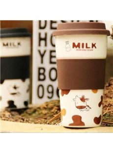 Wonderful Travel Cup Milk Cup Design Ceramic Coffee Cup