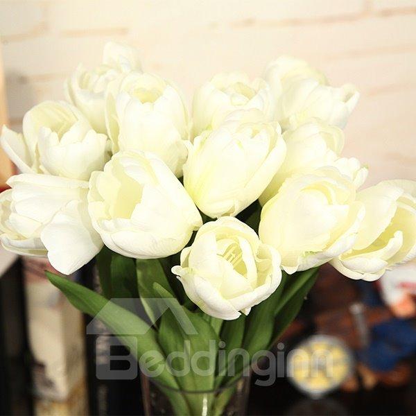 Fabulous 6-Piece Tulip Artificial Flowers