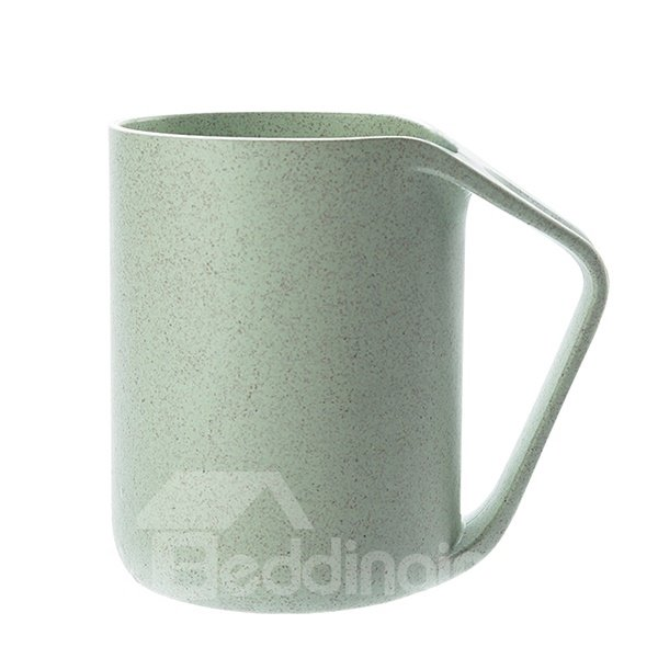 Creative Red Dot Eco-friendly Coffee Mug