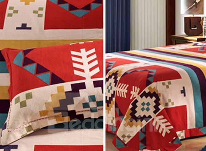 Magnificent European Style 4-Piece Duvet Cover Sets