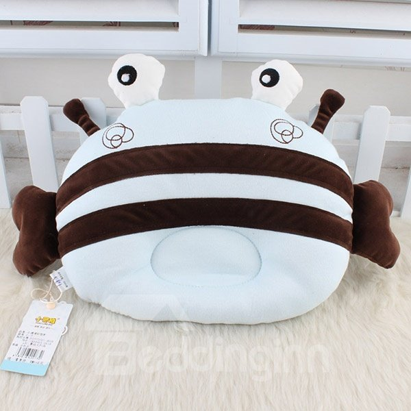Super Lovely Busy Honey Bee Shape Baby Pillow