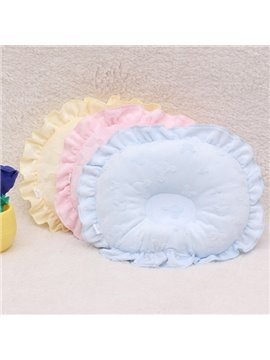 Classic Round Shape Prevent Flat Head Baby Pillow