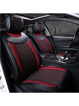 Luxurious Business Series High Class Ventilating Universal Fit Car Seat Covers