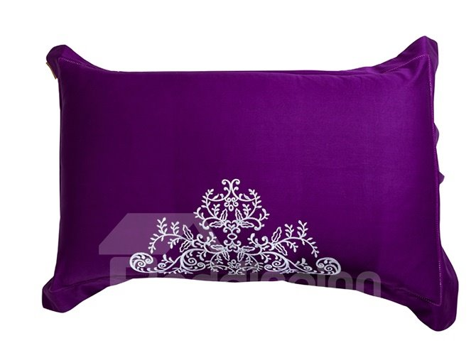 New Arrival American Country Style Embroidery Cotton 4-Piece Duvet Cover Sets
