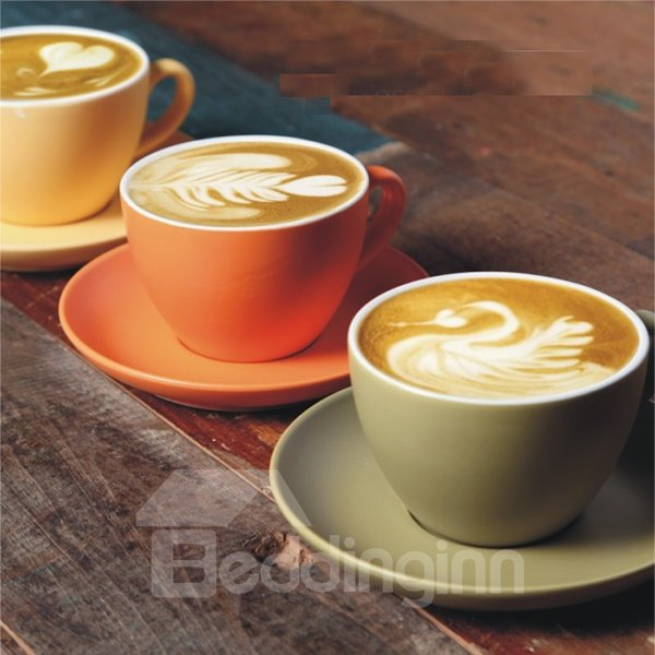 Simple Multicolor ceramic Coffee Mugs