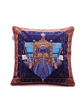 Exotic Personality Design Polyester Throw Pillow Case