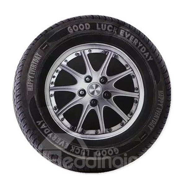 New Arrival Creative Automobile Tire Pattern Cushion