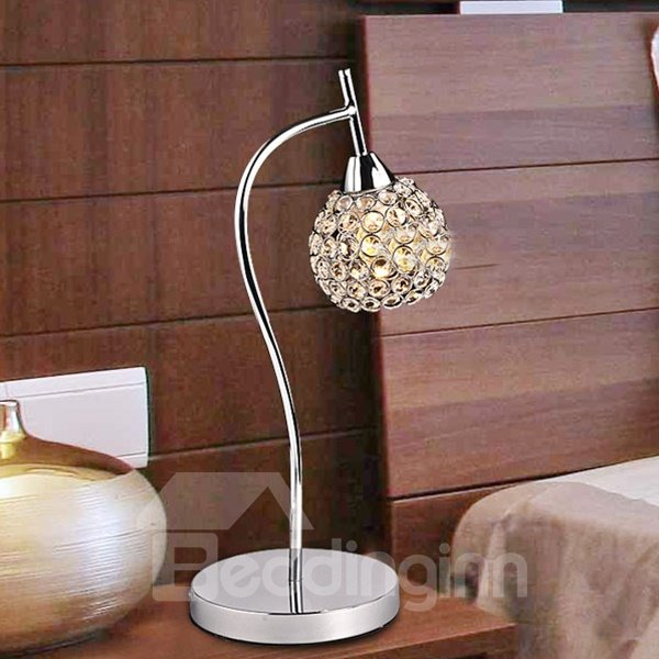 Creative Modern Simple Crystal Decorate Lamp