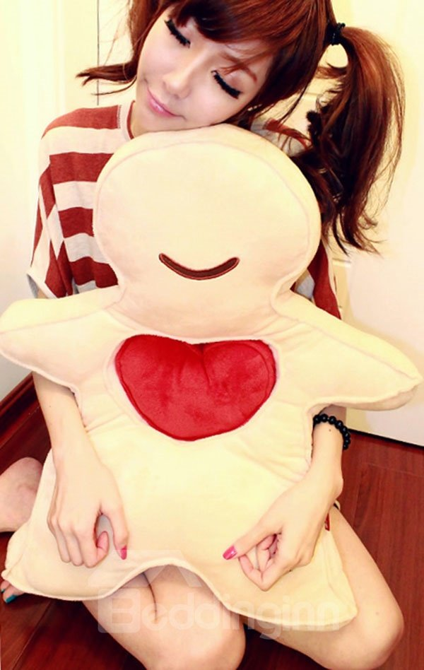 New Arrival Sweet Design Boyfriend Multifunctional Throw Pillow