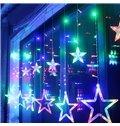 Gorgeous Star Shape Indoor Outdoor String LED Lights