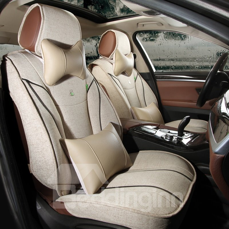 Luxury Business Style Five Sets Of Car Seat Covers