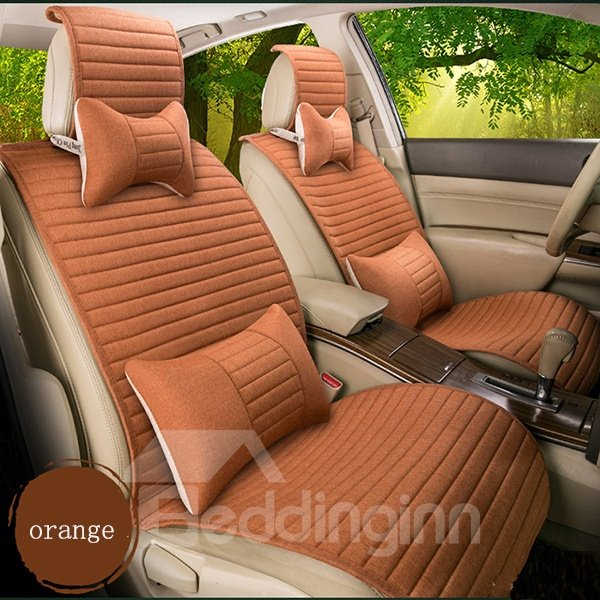 Popular And Pure Fresh Car Seat Cover