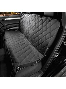 Car Rear Seat Pet Mats Let Your Pet More Comfortable