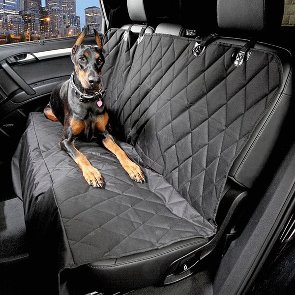 Large Full Coverage Resistant Waterproof Pets Universal Rear Seat Cushion