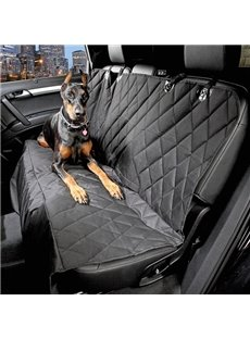 Large Full Coverage Waterproof Pets Universal Rear Seat Cushion