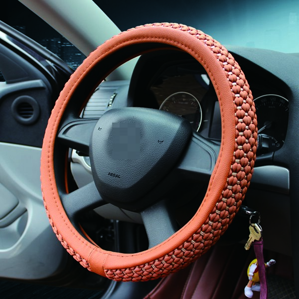 Massiness Extravagant And Veiled Style Steering Wheel Covers