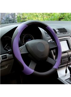 Superior Quality PU Leatherette Material Car Steering Wheel Covers