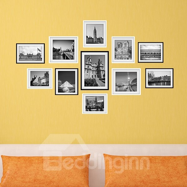 New Arrival Beautiful Europe Scenery Wall Art Prints