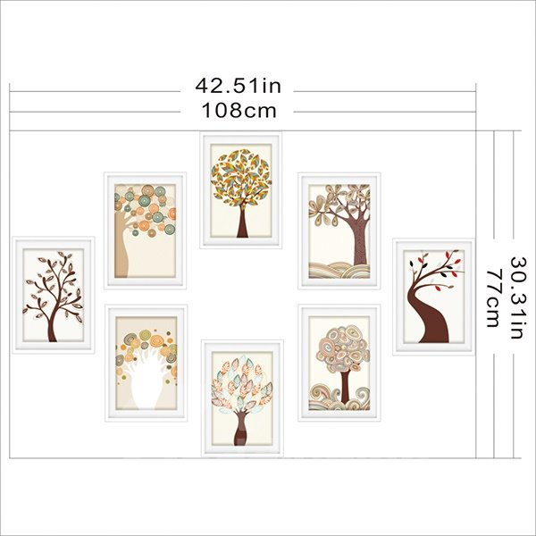 New Arrival Wonderful Tree Pattern Wall Art Prints