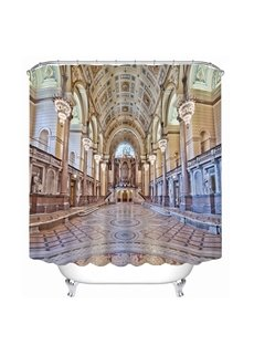 Spectacular Architecture Print 3D Bathroom Shower Curtain