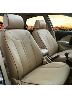 Casual Business Styled For Highlander RAV4 Etc Seven Seats Car Custom Fit Car Seat Covers