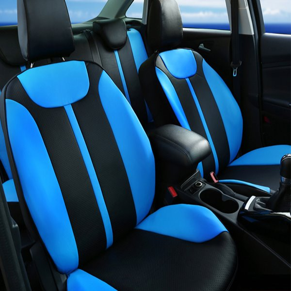 Colorful Motion Game Fashion Style Car Seat Cover