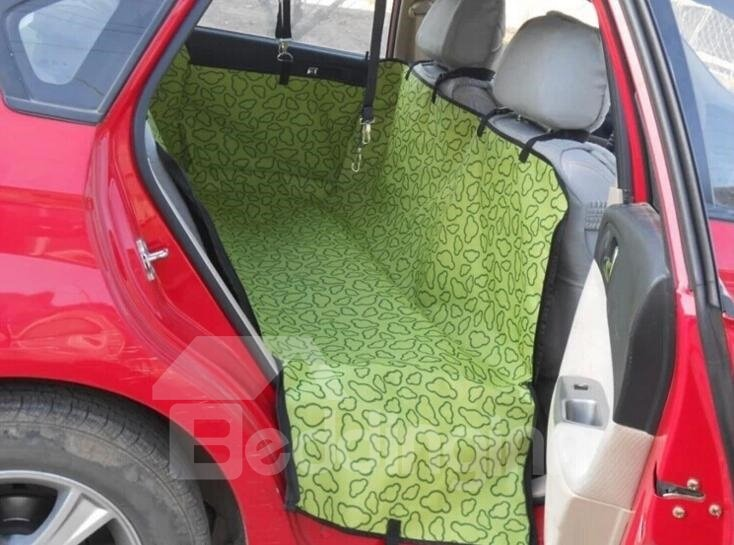 Single Layer Seat And Bright Color Pet Seat Mat
