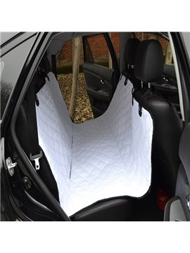 TPU Material Full Waterproof Car Rear seat Mat