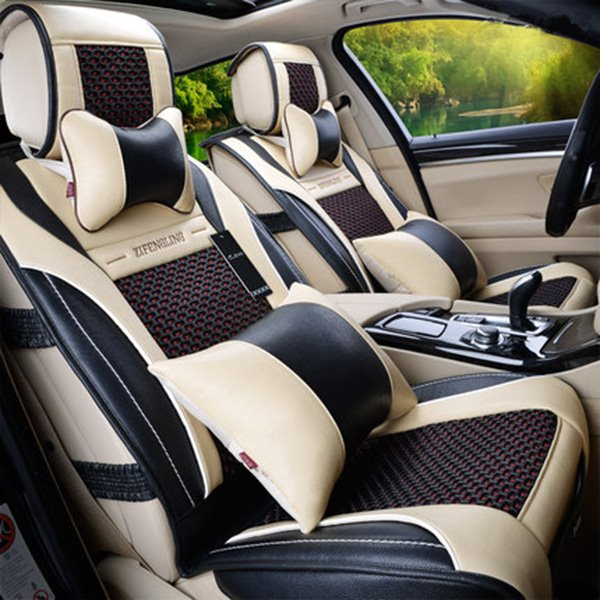 Breathable Classic Design Very Universal Car Seat Cover Pic