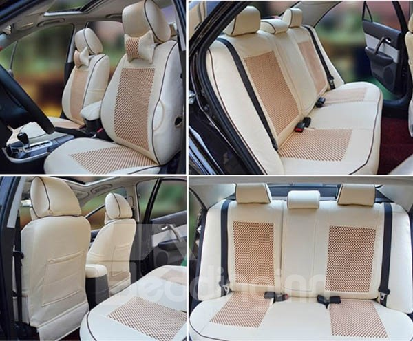 Popular Polyester Material Special Design Universal Car Seat Cover