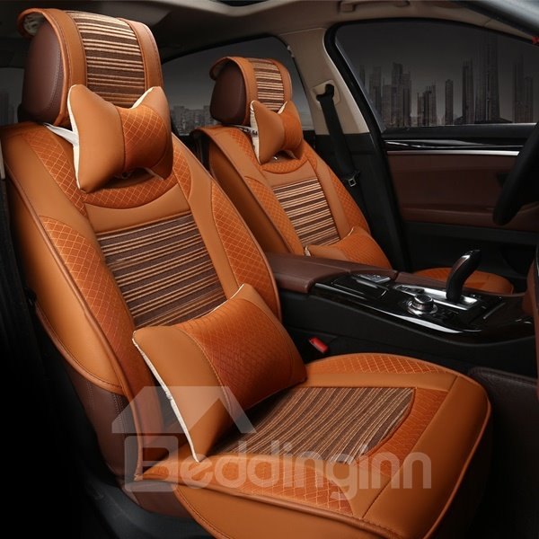 Most Popular Mash Up Color And Universal Car Seat Cover