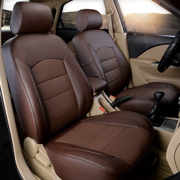 Beddinginn Material Super Luxurious Custom-Fit Five Car Seat Cover� 22616