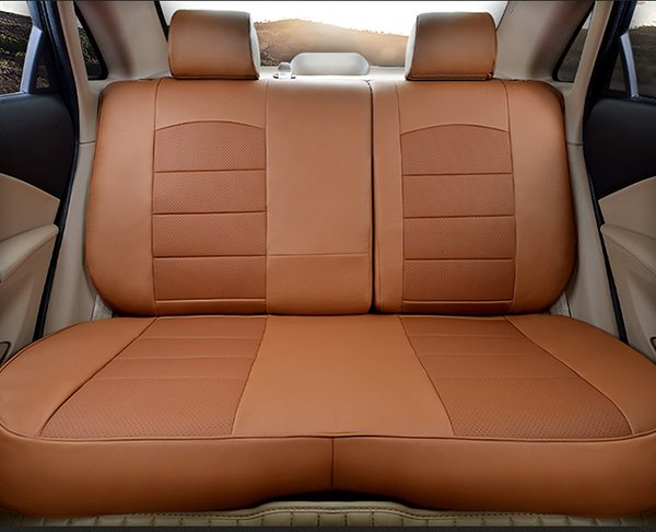 Attractive Leather Material And Super Luxurious Car Seat Cover