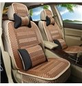 Eco-Friendly Ice Silk Material And Cool Fashional Universal Car Seat Cover