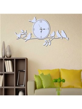 Beautiful Countryside Style Birds Wall Art Stickers