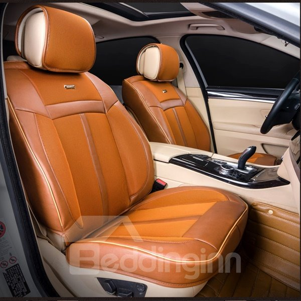 Combination Of Classical And Modern Pattern Car Seat Cover