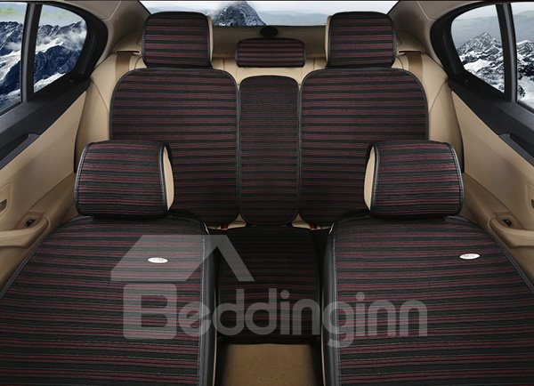 Cool And Breathable Universal Ice Silk Material Car Seat Cover