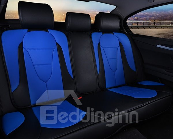 Blue Magic Environment Comfortable Material Universal Car Seat Cover