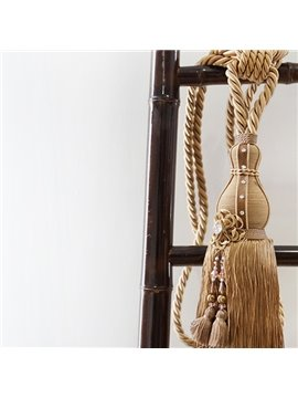 Luxury Tassel Decorative Curtain Tiebacks