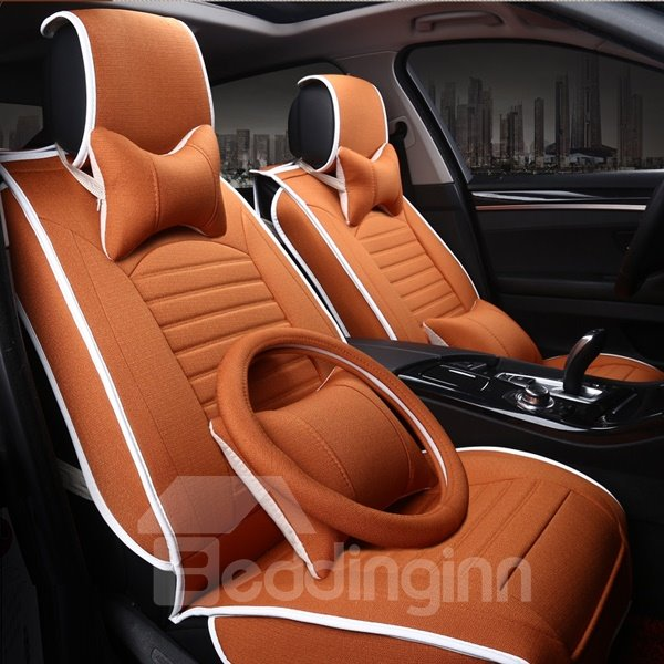 Environment Material And Adapt To Most Car Models Car Seat Cover