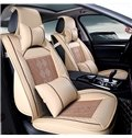 Super High Leatherette Material And Classic Universal Five Car Seat Cover