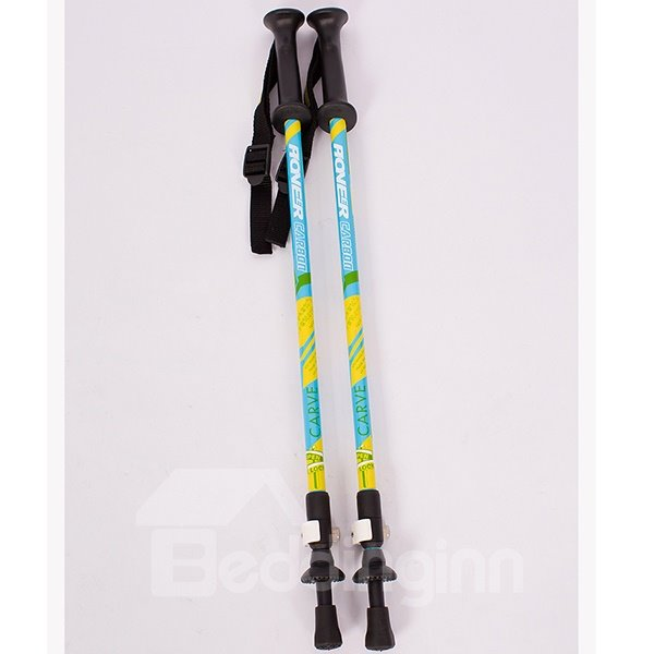 Trekking Hiking Adjustable Nylon Spire Lightweight Cute Children Alpenstock